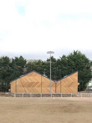 safia BENAYAD-CHERIF architecture_Dojo-Eaubonne_